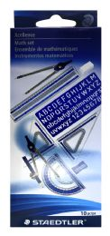 24 Units of Staedtler Xcellence Math Set - Rulers