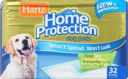 4 Wholesale Hartz Puppy Training Pads 30ct