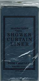 12 Bulk Shower Curtain Jm Liner Navy