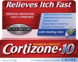 12 Bulk Cortizone 10 Cream