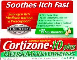 6 Bulk Cortizone 10 Plus Cream 1z