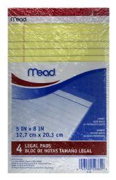 12 Wholesale Mead Junior Legal Pad