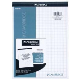 6 Wholesale Cambridge Bookbound StifF-Back Quad Ruled Notebook