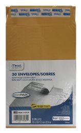 12 Wholesale Mead Heavyweight Brown Kraft Envelopes 30