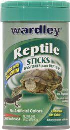 12 Wholesale Hartz Reptile Sticks 2 oz