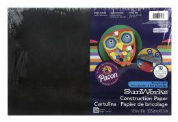 10 Bulk Pacon Sunworks Construction Paper