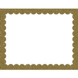 50 Wholesale Gold Glitter Poster Brd 22x28