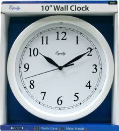 6 of Wall Clock 10'' White