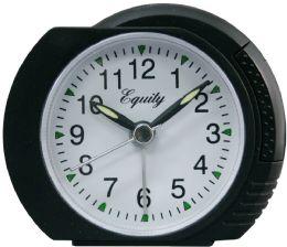 6 Wholesale Black Analog Alarm Clock
