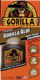 16 Units of Glue Gorilla 2oz 8 Pc Clip Strp - Glue