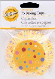 12 Units of 100ct Std Sweet Dot Bak Cup - Kitchen Tools & Gadgets