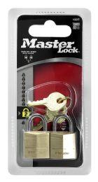 8 Wholesale Master Lock 120t Padlocks With Keys