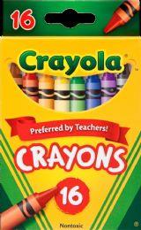 8 Units of Crayola 16 - Arts & Crafts