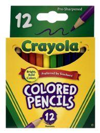 8 Bulk Crayola Colored Pencils 12