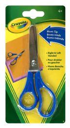 12 Units of Crayola Blunt Tip Scissors - Scissors