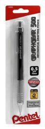 12 Wholesale Graphgear 500 Automatic Drafting Pencil (0.5mm), Black Barrel 1-pk