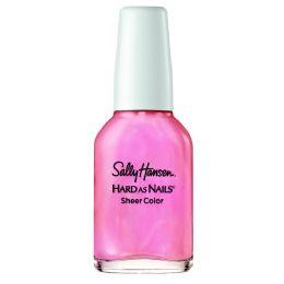8 Units of Sally Hansen Hard As Nails French Manicure 45146 Sheerly Opal - Nail Polish