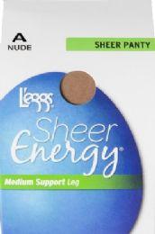 6 Bulk Leggs Sheer Energy St Nude A