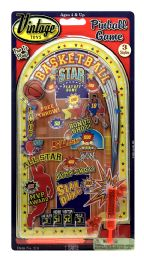 12 Wholesale Vintage Toys Pinball Game