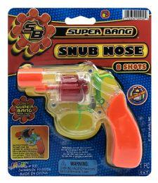 12 Wholesale JA-Ru Super Bang Snub Nose