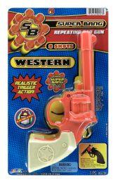 6 Wholesale JA-Ru Super Bang Western Repeating Cap Gun