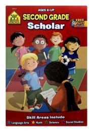 6 Units of School Zone Publishing Company - Books