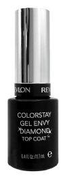8 Units of Revlon Colorstay Gel Envy Diamond Top Coat - Nail Polish