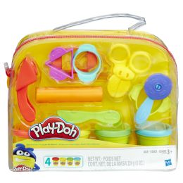 4 Units of PlaY-Doh Starter Set - Clay & Play Dough