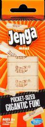 6 Wholesale Hasbro Jenga Mini Game