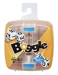 4 Wholesale Hasbro Classic Boggle Word Search Game