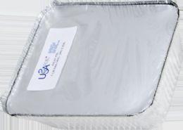100 Units of Foil Cont Large 4pk With Lids - Kitchen Tools & Gadgets