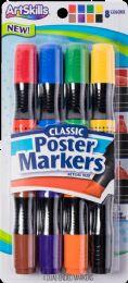 12 Wholesale Artskills Classic Poster Mrkrs