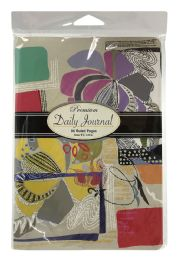 12 Wholesale Premium Daily Journal 96 Ruled Pages
