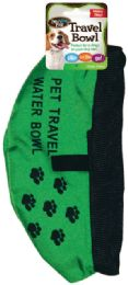 6 Wholesale Bwow Pet Travel Bowl