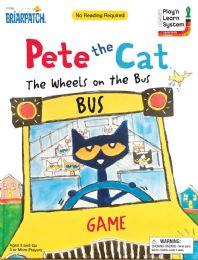 6 Wholesale Pet The Cat Wheels On The Bus