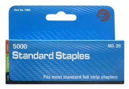 12 Bulk Avantix 5000 Standard Staples