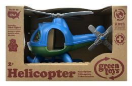 4 Wholesale Green Toys Helicopter Blue