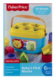 4 Wholesale FisheR-Price Baby's First Blocks