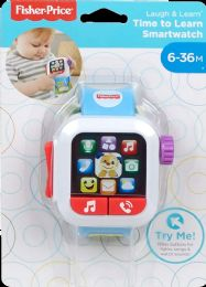 4 Wholesale FisheR-Price Baby Laugh & Learn Time To Learn Smartwatch