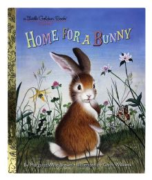 4 Bulk A Liitle Golden Book Classic Home For A Bunny