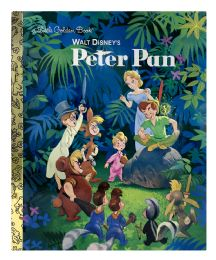 4 Units of Walt Disney's Peter Pan - Books
