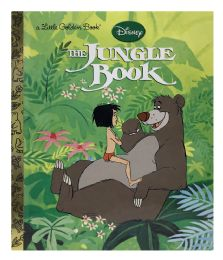 4 Wholesale A Little Golden Book Disney The Jungle Book