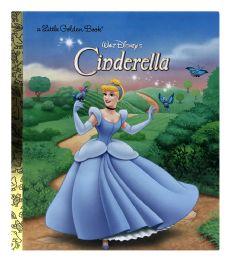 4 Units of A Little Golden Book Walt Disney's Cinderella - Books
