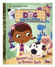 4 Units of A Little Golden Book Disney Doc Mcstuffins - Books
