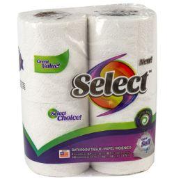 24 Units of Bathroom Tissue 4pk 150ct - Tissues