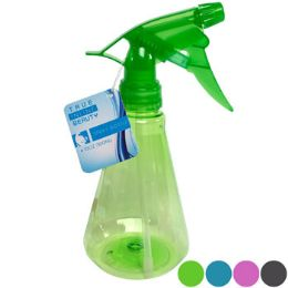 36 Units of Spray Bottle 10oz 4ast Colors - Spray Bottles