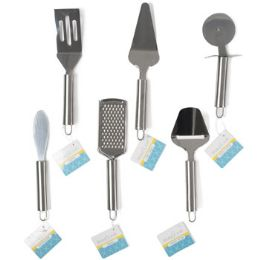 72 Units of Kitchen Gadgets 6ast S/s - Home & Kitchen
