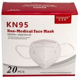 1200 Units of Face Mask Disposable 20pk White - Face Mask