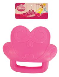 24 Units of Princess Sand Digger 1 Ct In Net Bag - Beach Toys