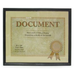120 Units of Document/certificate Frame 8.5 X 11 Inch - Picture Frames